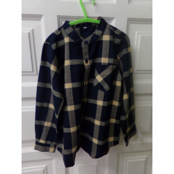 Camisa invierno 7 años