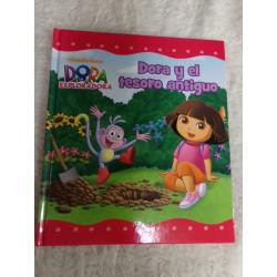 Dora y el tesoro antiguo....