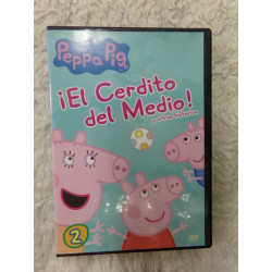 DVD Peppa Pig El cerdito...