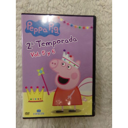 Peppa Volumen 5 y 6 Pompas...
