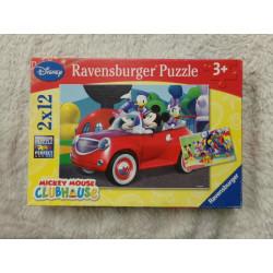 Puzzle de Mickey. Segunda mano