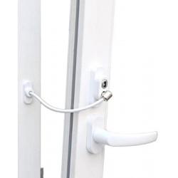 Cerradura con restrictor de...