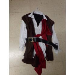 Disfraz pirata 12-14 años