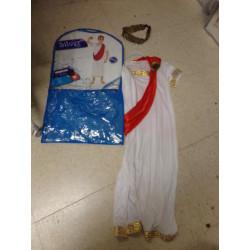 Disfraz romano 7-8 años