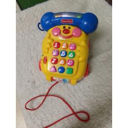 Telefono Fisher Price....
