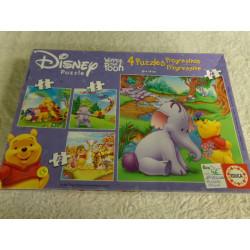 Puzzle Winnie Pooh. Segunda...