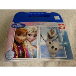 2 Puzzle de Frozen. 48...