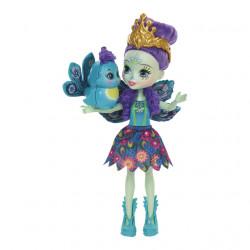 Enchantimals Patter Peacock...