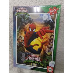 Puzzle Spiderman 500...