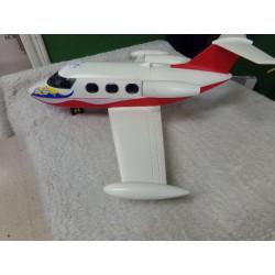 Avión de Playmobil. Segunda...