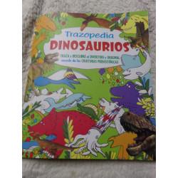 Trazopedia Dinosaurios. A...