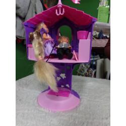 Castillo Rapunzel. Segunda...