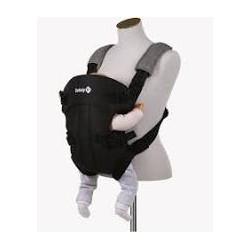 Mochila portabebés. Safety....