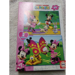 Puzzle Minnie 20 piezas....
