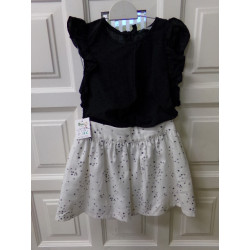Conjunto Kids Chocolate 8 años