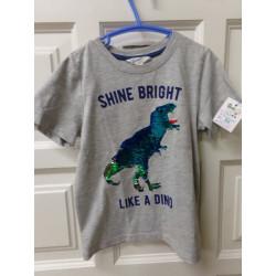 Camiseta dinosaurio talla...
