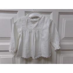 blusa zara 9-12 meses