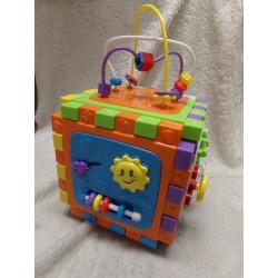 Play go Cubo de actividades...