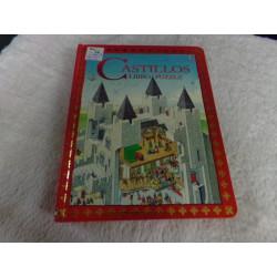 Libro puzzle Castillos....