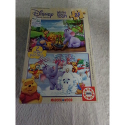 Puzzle Winnie the Pooh....