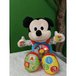 Peluche Mickey interactivo....