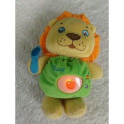 Muñeco león Chicco. Segunda...