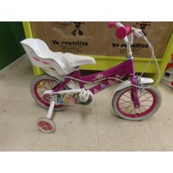 Bicicleta Disney 14...
