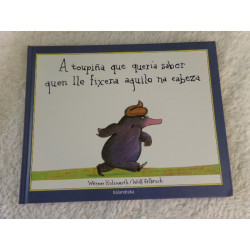 Libro A toupiña