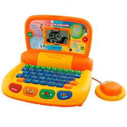 Mi primer ordenador idioma...