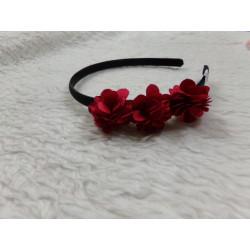 Diadema flores. Sin uso
