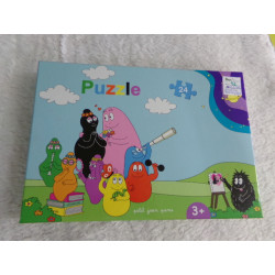 Puzzle Barbapaja