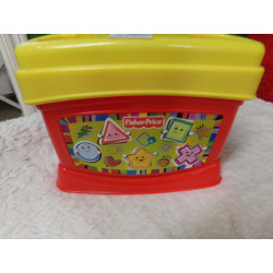 Cubo Fisher Price...