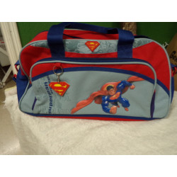 Bolsa de deporte Superman....