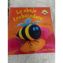 La abeja trabajadora....
