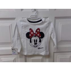 camiseta Mickey 3 meses