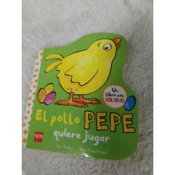 Libro el Pollo Pepe....