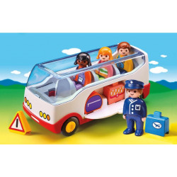 Autobus playmobil 123...
