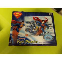 Puzzle Superman. Segunda mano