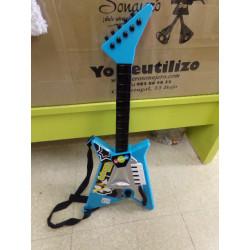 Guitarra rock. Segunda mano
