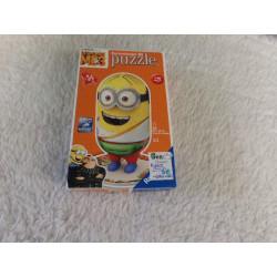 Puzzle Minion. Segunda mano