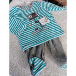 Pijama 2 piezas talla 6...