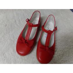 Francesita roja talla 32