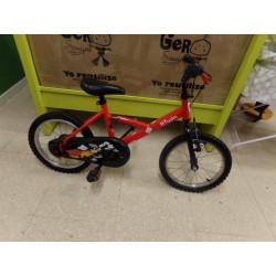 "Bicicleta hipse Mero 16""...."