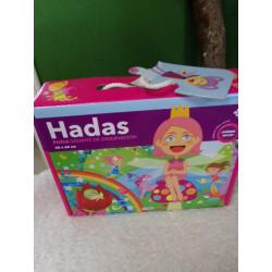 Puzzle de Hadas. Segunda mano
