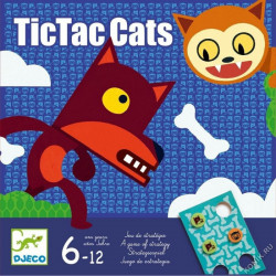 TicTac Cats. Segunda mano