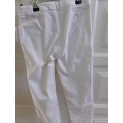 Pantalón blanco talla 7...