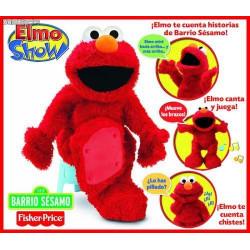 Baila con Elmo, muñeco...