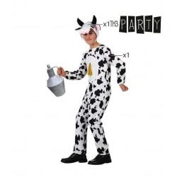 Disfraz niño vaca 5 - 6 años