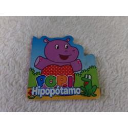 Popi hipopótamo. Segunda mano