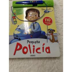 Libro Pequeño policía....